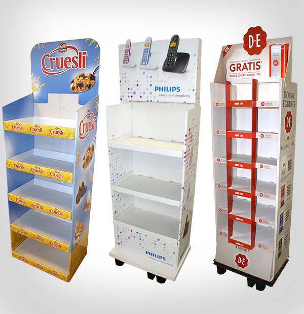 How to become a top-notch display stand manufacturer
